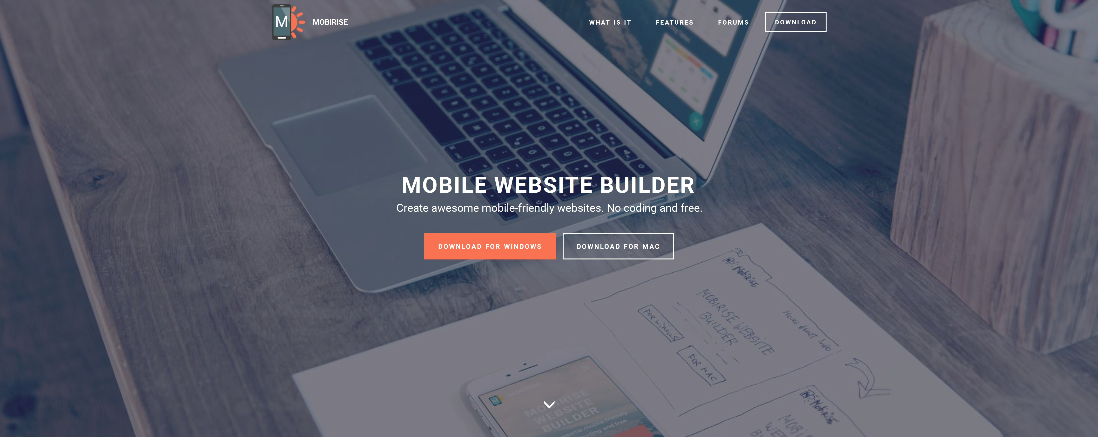 Free Mobile Website Generator Software