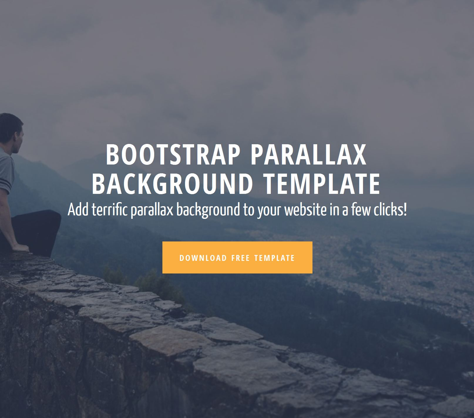 Best Free Html5 Video Background Bootstrap Templates Of 2019