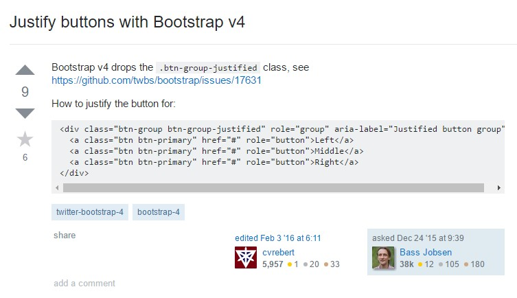 Sustain buttons  along with Bootstrap v4