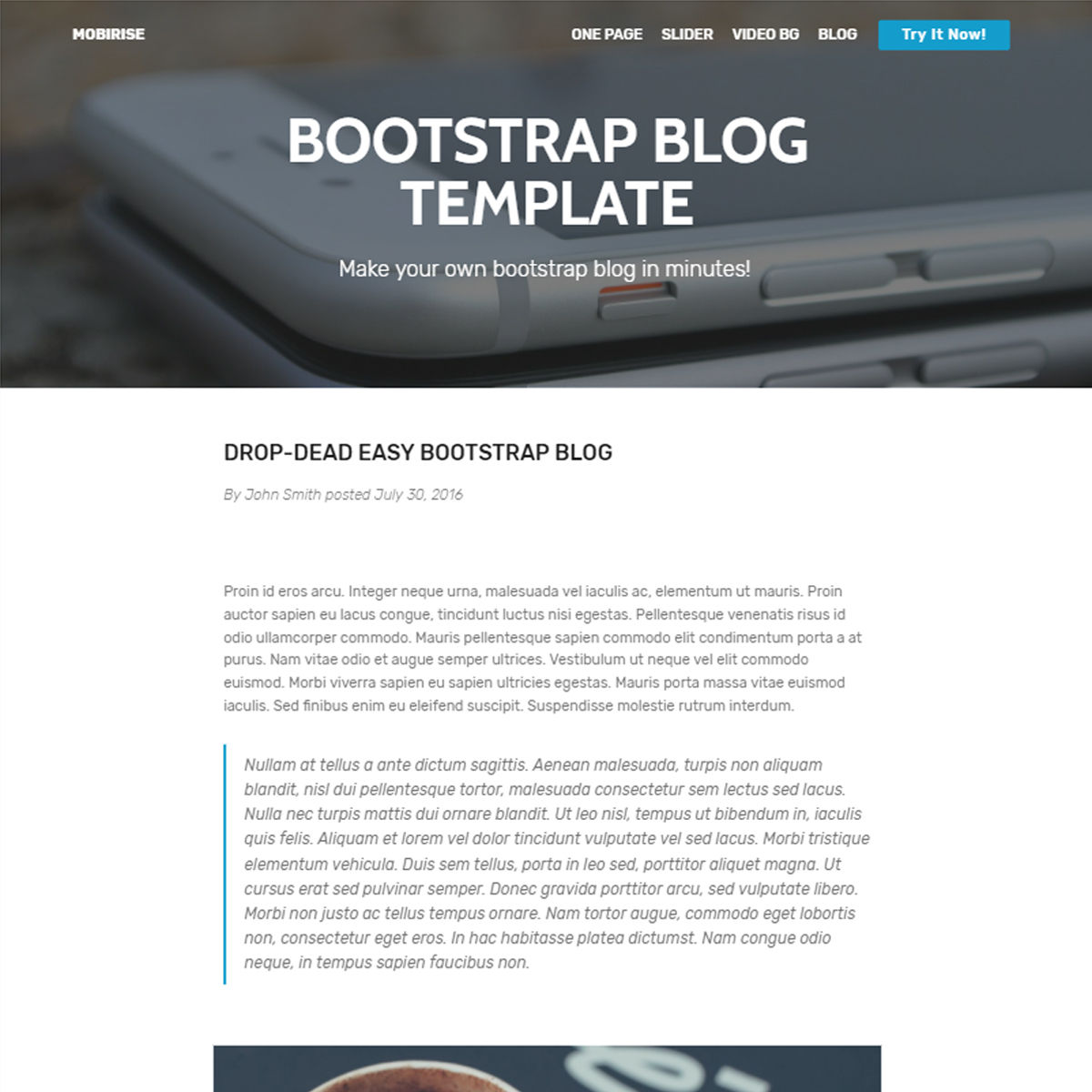 Best free html5 video background bootstrap templates of 2018 html5 bootstrap blog templates maxwellsz
