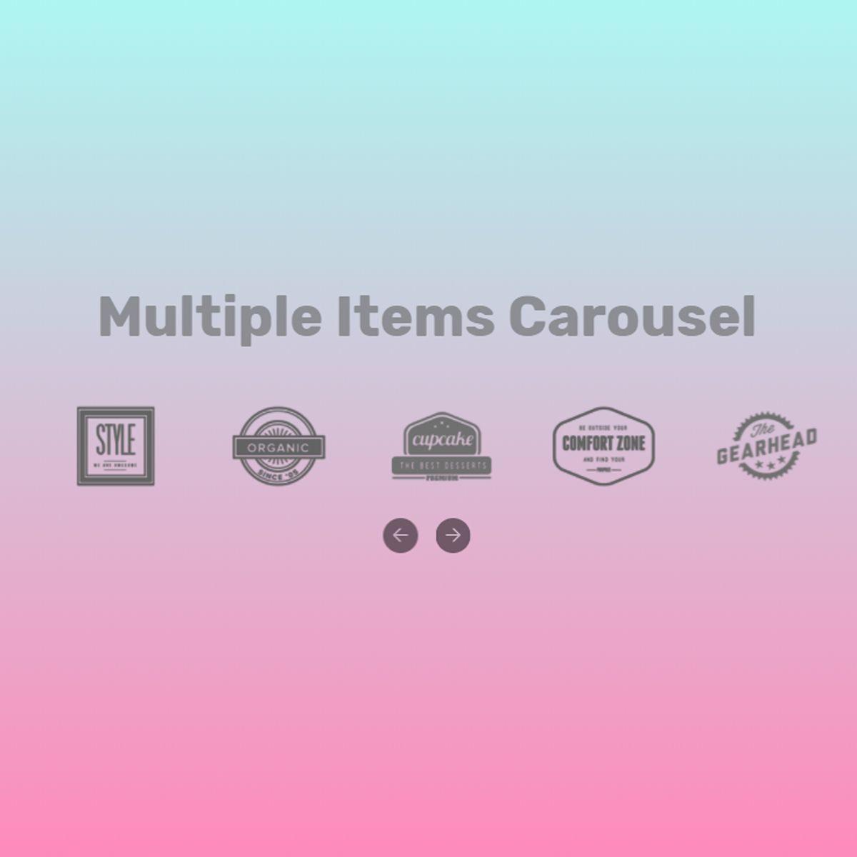 JavaScript Bootstrap Image Slideshow