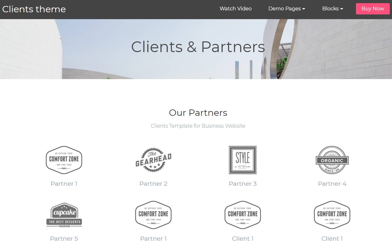Responsive Clients and Partners