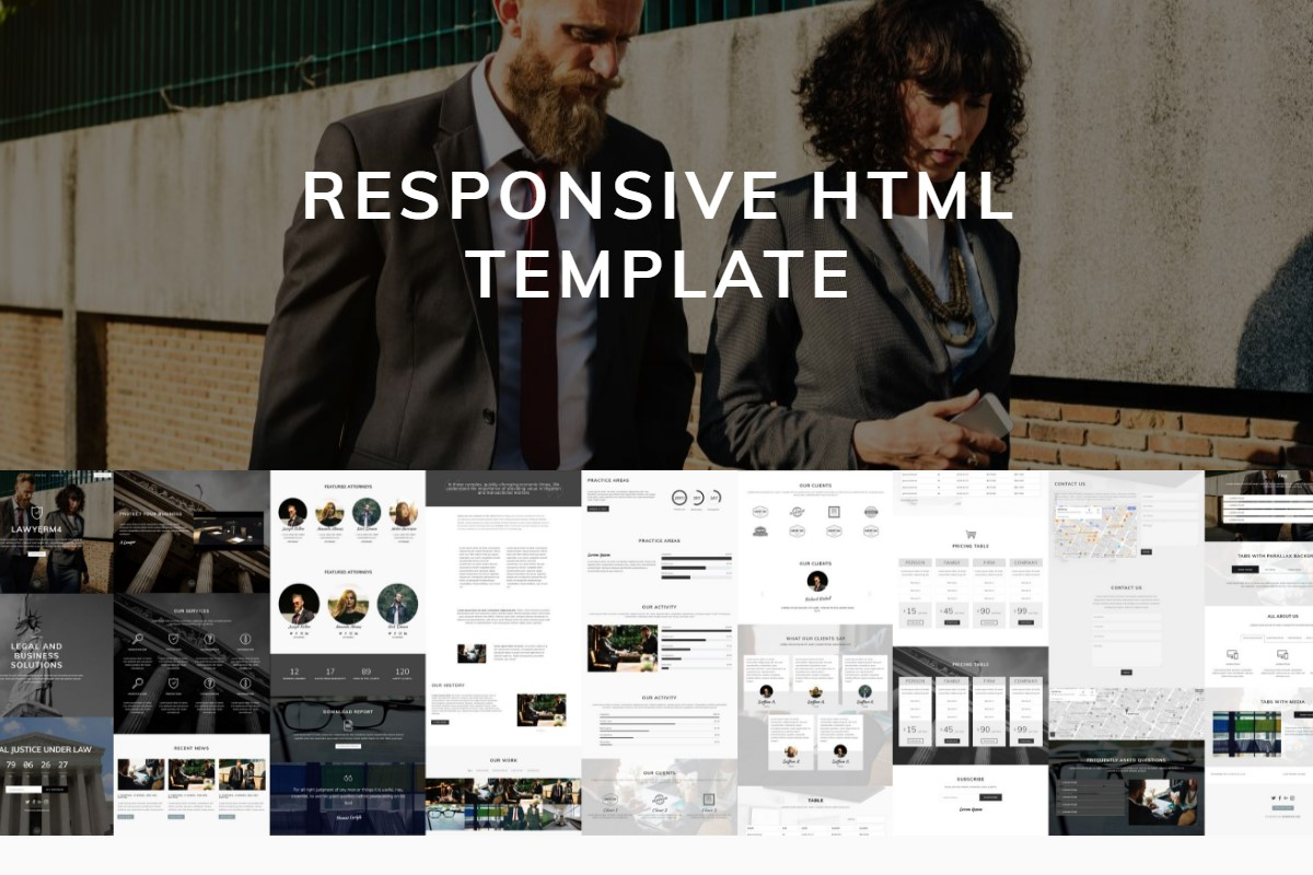 HTML Design Templates